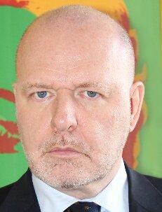 Maurizio  Gattiglio  Chairman, EFFRA & Executive Vice-President  Prima Industrie